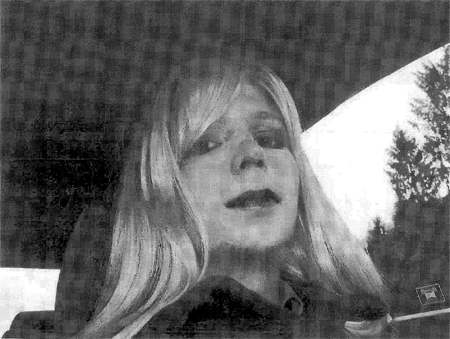 Image: Chelsea Manning