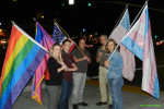 TDOR San Diego 2013: Messaging on community and citizenship