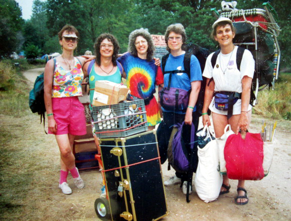 1992: Leaving the Festival