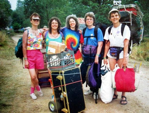 1992: Leaving the Festival