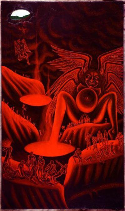 Thumbnail link to Image 6 of LMV Shanko's AKA Linda Shanko's / GallusMag's) MySpace Photos: 'Pornocopia - 7 Levels of Hell'