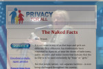 Privacy For All 'The Naked Facts' Email Top with Karen England Overlay( Featured Image For 'Privacy For All announces initiative signature drive')
