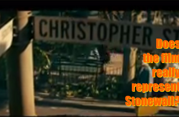 Stonewall Movie 2015: Does the movie really represent Stonewall?