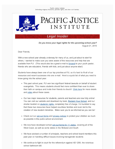 PJI_Email_DoYouKnowYourLegalRightsForTheUpcomingSchoolYear_082115_thumb
