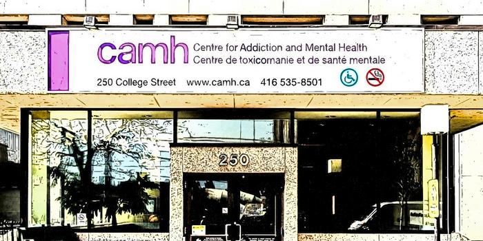 CAMH Building