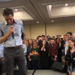 Bathroom bill makes BETO break promise to not swear 🤬
